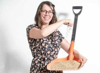 Kirsty Black, Farmers Weekly Rising Star (BillyPix/FarmersWeekly)