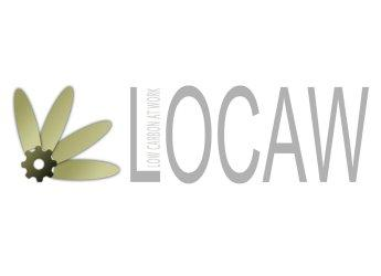 Image of the LOCAW logo
