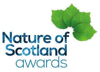 Image of the Nature of Scotland Awards logo