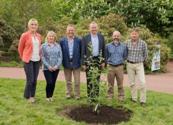 Scientists and experts at Plant Health Centre launch (image courtesy PHC)