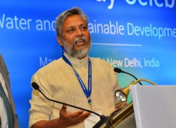 Rajendra Singh (courtesy UNDP and UN Water)