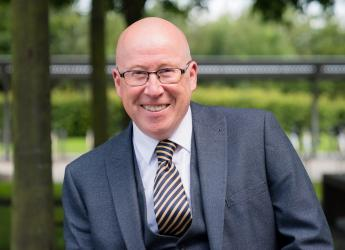 Sir Paul Grice has been appointed to the Hutton Board of Directors