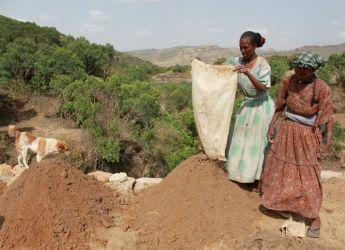 Soil research in Ethiopia (c) James Hutton Institute