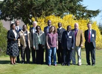 Togolese delegation visited the Institute (c) James Hutton Institute