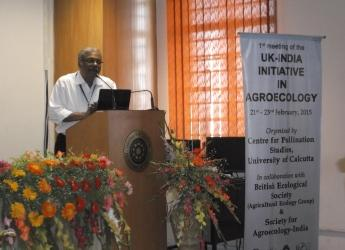 UK-India Initiative in Agroecology (c) James Hutton Institute