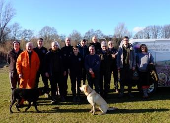 Volunteers planted thousands of new trees at Inverdee (image courtesy DCP)