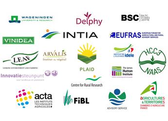 PLAID Organisations