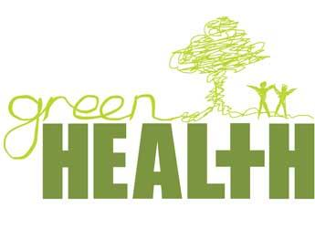 Green Health logo