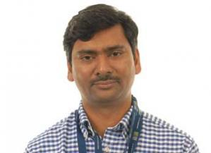 Staff picture: Jagadeesh Yeluripati