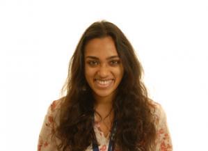 Staff picture: Daksha Rajagopalan