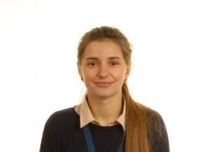Staff picture: Mariana Melnykovych