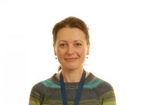 Staff picture: Myroslava Khomik