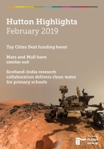 February 2019 issue of Hutton Highlights