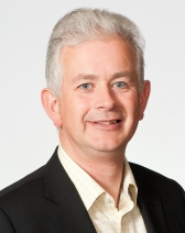 Photograph of Iain Reid