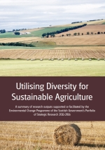 Utilising Diversity for Sustainable Agriculture booklet