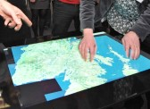 Photograph of the Touch Table