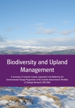 Biodiversity and Upland Management booklet