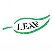 Image of the LEAF logo - Link to the LEAF website (opens in a new window)