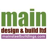 Image of Main Design and Build Ltd logo - link to the Main website (opens in a new window)