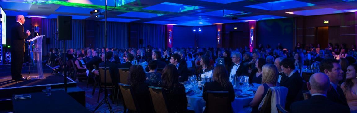 Presentation of NoS Awards (photo: Simon Williams Photography)
