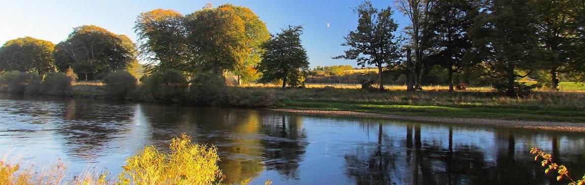 A summer evening in Deeside (Image: Dee Catchment Partnership)