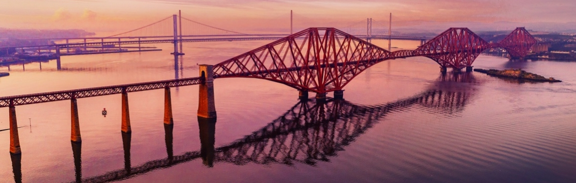 The Forth Bridges (VisitScotland / Stuart Brunton)