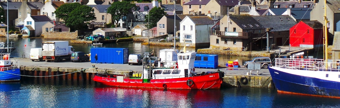 Views from Scottish islands are being actively sought
