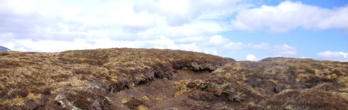 Out of our 1.9m ha of peatland, about 270,000 ha show evidences of erosion
