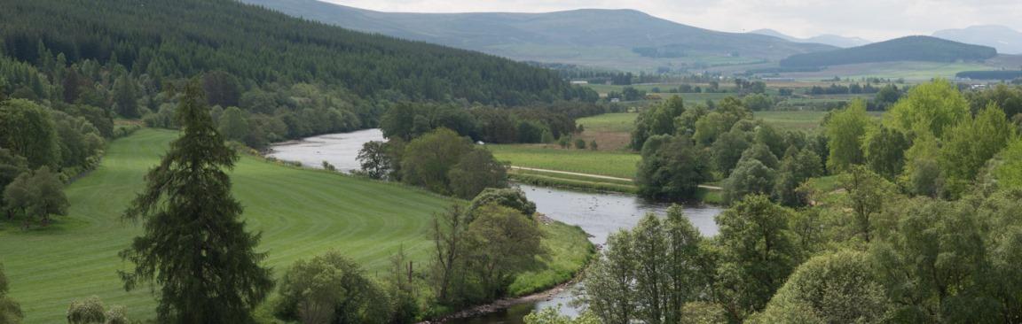 River Spey (c) Paul Glendell