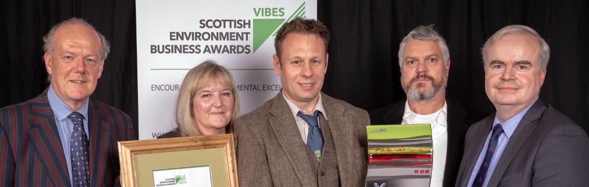 VIBES Awards prizegiving (courtesy VIBES Awards)