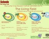Image of The Living Field interactive educational resource
