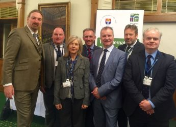 Scientists, farmers and parliamentarians together at IBH event