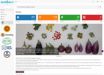 Germinate 3 screenshot (c) James Hutton Institute