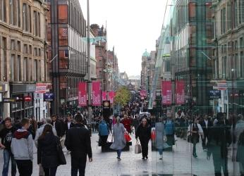 Buchanan Street, Glasgow (Image by ste92k from Pixabay)