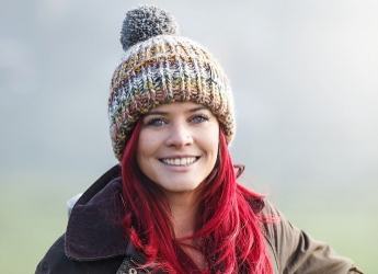 Hannah Jackson, The Red Shepherdess, will speak at the event