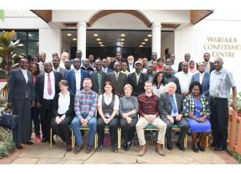 Potato meeting in Nairobi, Kenya (c) James Hutton Institute