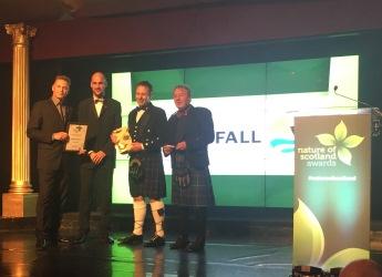 Magic margins win at Nature of Scotland Awards (c) James Hutton Institute