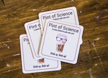 Pint of Science involves thousands of scientists in 300 cities and 24 countries