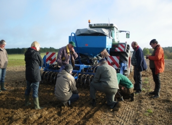 Rural innovation network in Germany (courtesy PRO AKIS project)