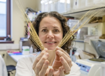 Dr Sarah McKim (c) University of Dundee
