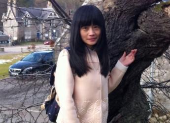 Shumei Wang, Dundee-based PhD student (courtesy Shumei Wang)