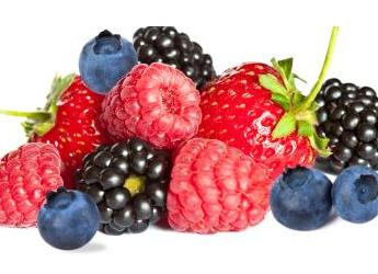 Berries are rich in polyphenols (c) James Hutton Institute