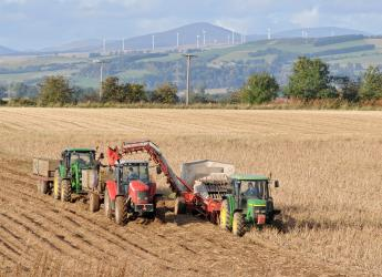 The new book explores pathways towards agricultural sustainability (c) Hutton