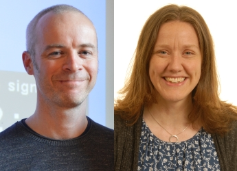 Tony Craig and Alice Hague have been appointed to the leadership of SEGS