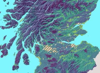 Digital soil mapping can help inform Scotland's NFM measures