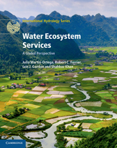 Image showing front cover of Water Ecosystem Services: A Global Perspective