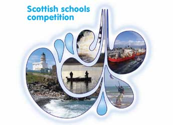 Image of the Water Works competition flyer