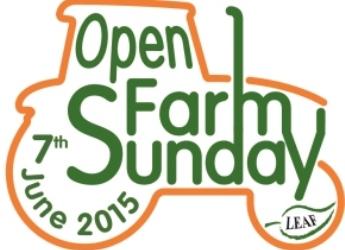 Open Farm Sunday 2015 logo
