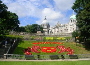 Photograph of Union Terrace Gardens, Aberdeen
