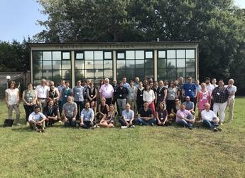 DESIRA consortium at the Kick off meeting Pisa, italy 3-6th September 2019